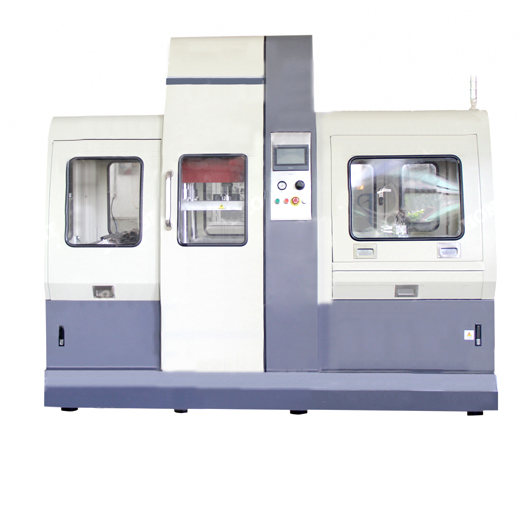 Auto pouch forming machine