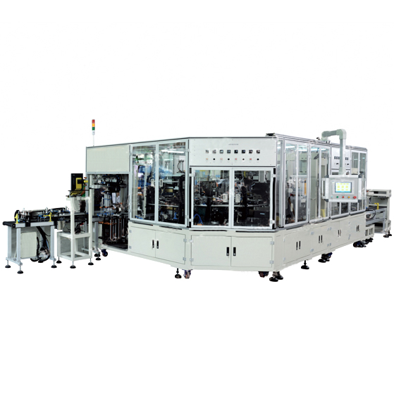 Auto packaging & sealing production line