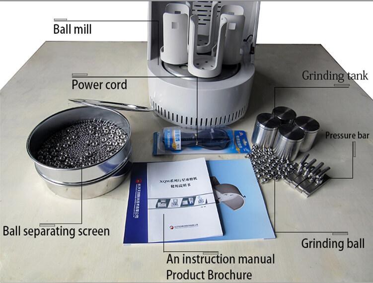 Vibratory Ball Mill