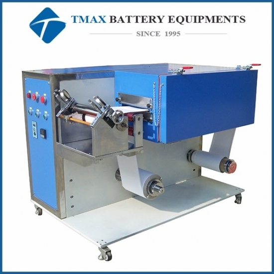 Battery Automatic Roll To Roll Vacuum Film Coating Machine