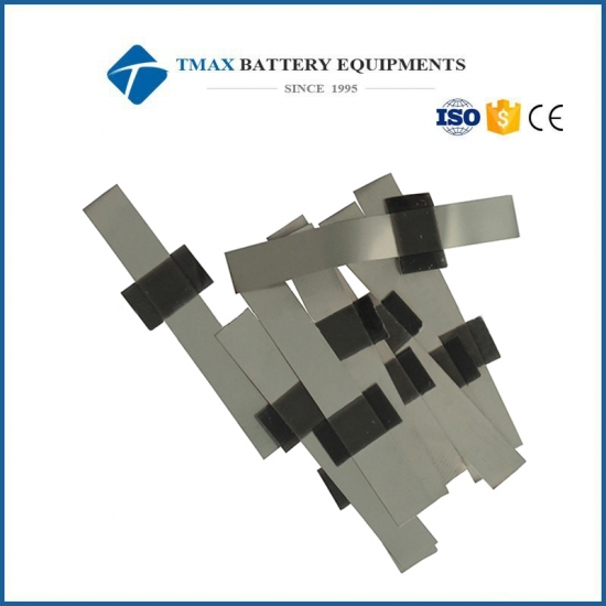 Battery 4 Mm Width Nickel Tab With Adhesive Polymer Tape