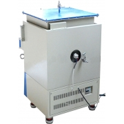1700°C Max Controlled Atmosphere Muffle Furnace w/ PC Interface