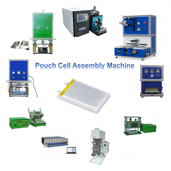 Pouch Cell Assembly Line