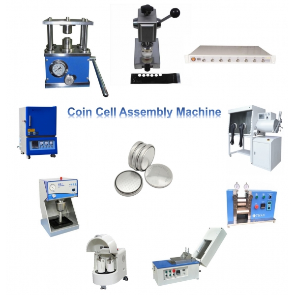 Coin Cell Assembly Line