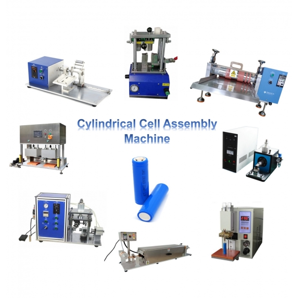 Cylindrical Cell Assembly Line